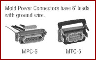 Mold Power Connectors